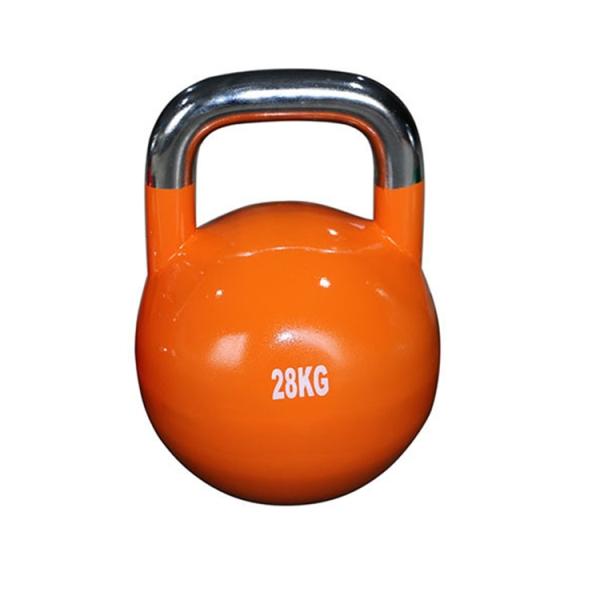 kettlebell steel 28 kg